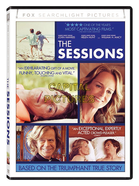 DVD COVER ART.in The Sessions (2012) .*Filmstill - Editorial Use Only*.CAP/FB.Supplied by Capital Pictures.