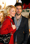 "WESTWOOD, CA. - December 11: Actress Katherine Heigl and Husband Josh Kelley arrive at the Los Angeles premiere of ""Marley & Me"" on December 11, 2008 in Los Angeles, California."