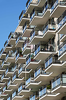 Nederland  Amsterdam - 2019. Nieuwbouw in Amsterdam-West.   Berlinda van Dam / Hollandse Hoogte