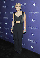 NEW YORK, NY - JUNE 22:  Hayley Kiyoko attend  Logo's 2017 Trailblazer Honors Awards show at Cathedral of St. John the Divine on June 22, 2017 in New York City. Photo by John Palmer/MediaPunch