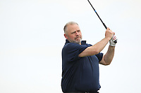Declan O'Neill (Links Portmarnock) on the 2nd tee during Round 1 of The East of Ireland Amateur Open Championship in Co. Louth Golf Club, Baltray on Saturday 1st June 2019.<br /> <br /> Picture:  Thos Caffrey / www.golffile.ie<br /> <br /> All photos usage must carry mandatory copyright credit (© Golffile | Thos Caffrey)