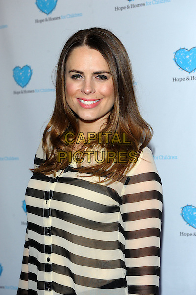 LONDON, UK - MARCH 03 - Susie Amy attends a screening of 'A Home for Mirela' a documentary about Romanian orphans by Natalie Pinkham at Vue West End on March 3, 2014 in London, England.<br /> CAP/CJ<br /> &copy;Chris Joseph/Capital Pictures