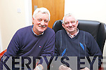 ?75,000 has been allocated through lotto funding for the North Kerry Day Care Centre, Listowel towards the build of a new dedicated centre. Friday morning to hand over ?75,000 in Lotto funds to the North Kerry Day Care Centre, Listowel, towards the build of a new dedicated centre. Liam Flaherty and Pat Griffin were pictured on Friday morning at North Kerry Day Care Centre, Listowel, where Minister Jimmy Deenihan handed over ?75,000 in Lotto funds towards the build of a new dedicated centre.