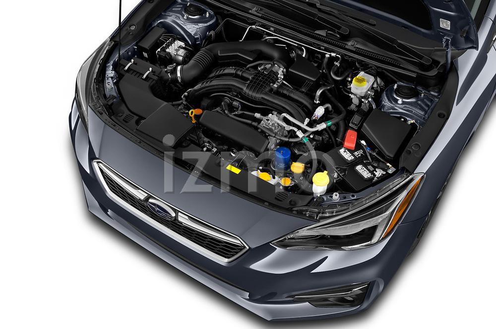 2017 Subaru Impreza 2 0i Limited Cvt Pzev 4 Door Sedan Engine Stock
