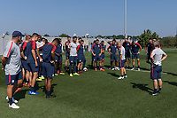 USMNT Training, September 3, 2018