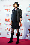 "Maria Reyes attends to the premiere of the spanish film ""Toro"" at Kinepolis Cinemas in Madrid. April 20, 2016. (ALTERPHOTOS/Borja B.Hojas)"