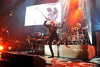 LONDON, ENGLAND - NOVEMBER 12: John LevŽn, Mic Michaeli, Joey Tempest and Ian Haugland of 'Europe' performing at Camden Roundhouse on November 12, 2016 in London, England.<br /> CAP/MAR<br /> &copy;MAR/Capital Pictures<br /> LONDON, ENGLAND - NOVEMBER 12: John Lev&eacute;n, Mic Michaeli, Joey Tempest and Ian Haugland of 'Europe' performing at Camden Roundhouse on November 12, 2016 in London, England.<br /> CAP/MAR<br /> &copy;MAR/Capital Pictures /MediaPunch ***NORTH AND SOUTH AMERICAS ONLY***