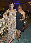 MIAMI, FL - MARCH 12: Garcelle Beauvais and Marleine Bastien attends the Haitian Lawyer Association 18th Annual Scholarship Gala while campaigning for Hillary Clinton at JW Marriott Miami on Saturday March 12, 2016 in Miami, Florida. ( Photo by Johnny Louis / jlnphotography.com )