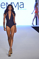Emma's Swimwear by Emmanouela Iliaki Fashion Show at Miami Beach International Fashion Week, Miami Beach Convention Center, Miami Beach, FL - March 21, 2012