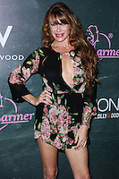 HOLLYWOOD, LOS ANGELES, CA, USA - AUGUST 28: Rebecca Mary arrives at the Benchwarmer Back To School Celebration to Benefit Children of the Night held at Station Hollywood at the W Hotel Hollywood on August 28, 2014 in Hollywood, Los Angeles, California, United States. (Photo by Xavier Collin/Celebrity Monitor)