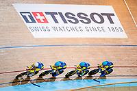 Tissot UCI TWC Minsk - 19 Jan 2018