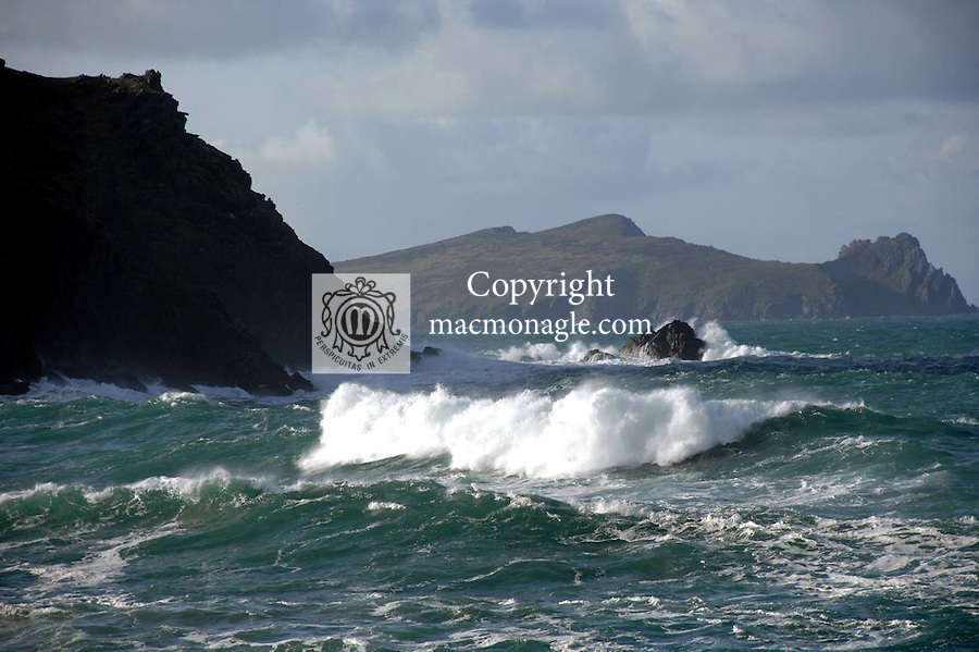 Clogher Beach, Dingle, County kerry..Picture by Don MacMonagle