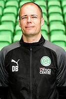 GRONINGEN - Voetbal, presentatie FC Groningen, seizoen 2019-2020, 08-08-2019, FC Groningen trainer Danny Buijs