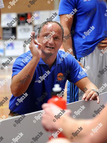 2012-09-15 / Basketbal / seizoen 2012-2013 / Kangoeroes-Boom / Tom Poppe..Foto: Mpics.be