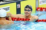 €/Masaki Kaneko (JPN), <br /> AUGUST 19, 2018 - Swimming : <br /> Men's 100m Backstroke Heat <br /> at Gelora Bung Karno Aquatic Center <br /> during the 2018 Jakarta Palembang Asian Games <br /> in Jakarta, Indonesia. <br /> (Photo by Naoki Nishimura/AFLO SPORT)