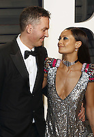 www.acepixs.com<br /> <br /> February 26 2017, LA<br /> <br /> Ol Parker (l) and Thandie Newton arriving at the Vanity Fair Oscar Party at the Wallis Annenberg Center for the Performing Arts on February 26 2017 in Beverly Hills, Los Angeles<br /> <br /> By Line: Famous/ACE Pictures<br /> <br /> <br /> ACE Pictures Inc<br /> Tel: 6467670430<br /> Email: info@acepixs.com<br /> www.acepixs.com