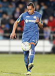 Getafe's Alvaro Pereira during La Liga match. March 18,2016. (ALTERPHOTOS/Acero)