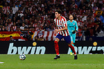 Victor Machin 'Vitolo' of Atletico de Madrid during La Liga match between Atletico de Madrid and Real Madrid at Wanda Metropolitano Stadium{ in Madrid, Spain. {iptcmonthname} 28, 2019. (ALTERPHOTOS/A. Perez Meca)