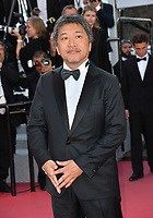 Hirokazu Koreeda at the closing gala screening for &quot;The Man Who Killed Don Quixote&quot; at the 71st Festival de Cannes, Cannes, France 19 May 2018<br /> Picture: Paul Smith/Featureflash/SilverHub 0208 004 5359 sales@silverhubmedia.com