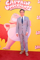 "LOS ANGELES - MAY 21:  Ed Helms at the ""Captain Underpants"" Los Angeles Premiere at the Village Theater on May 21, 2017 in Westwood, CA"