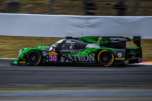 9-11 October 2015, Six Hours of Circuit of Fuji, FIA World Endurance Championship, WEC, Fuji, Japan, No. 30 Extreme Speed Motorsports Ligier JS P2 Honda, Scott Sharp, Ryan Dalziel, David Heinemeier Hansson