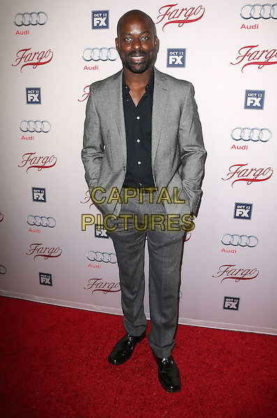 07 October 2015 - Hollywood, California - Sterling K. Brown. &quot;Fargo&quot; Season 2 Premiere held at ArcLight Cinemas. <br /> CAP/ADM/FS<br /> &copy;FS/ADM/Capital Pictures
