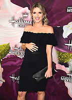 PASADENA, CA - JANUARY 13:  Ali Fedotowsky at the Hallmark Channel and Hallmark Movies & Mysteries Winter 2018 TCA Press Tour at Tournament House on January 13, 2018 in Pasadena, California. (Photo by Scott Kirkland/PictureGroup)