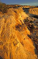 Escalante Sunset.  Grandstaircase-Escalante National Monument.  Utah.