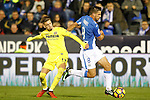 CD Leganes' Gabriel Pires (r) and Villarreal CF's Samu Castillejo during La Liga match. December 3,2016. (ALTERPHOTOS/Acero)