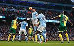 311015 Manchester City v Norwich City