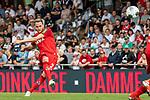 20.07.2019, Heinz-Dettmer-Stadion, Lohne, GER, Interwetten Cup, VfL Osnabrueck vs 1. FC Koeln<br /><br />im Bild<br />Benno Schmitz (Neuzugang Koeln #02), <br /><br />Foto © nordphoto / Ewert