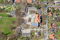Grundschule Nettelnburg: EUROPA, DEUTSCHLAND, HAMBURG, BERGEDORF (EUROPE, GERMANY), 21.04.2012: Grundschule Nettelnburg