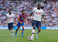 during the Premier League match between Tottenham Hotspur and Crystal Palace at Wembley Stadium, London, England on 14 September 2019. Photo by Vince  Mignott / PRiME Media Images.