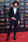 Leiva attends red carpet of Goya Cinema Awards 2018 at Madrid Marriott Auditorium in Madrid , Spain. February 03, 2018. (ALTERPHOTOS/Borja B.Hojas)