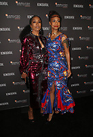 LOS ANGELES, CA - NOVEMBER 4: Hannah Beachler and Angela Bassett at the 10th Hamilton Behind the Camera Awards hosted by Los Angeles Confidential at Exchange LA in Los Angeles, California on November 4, 2018. <br /> CAP/MPI/FS<br /> &copy;FS/MPI/Capital Pictures