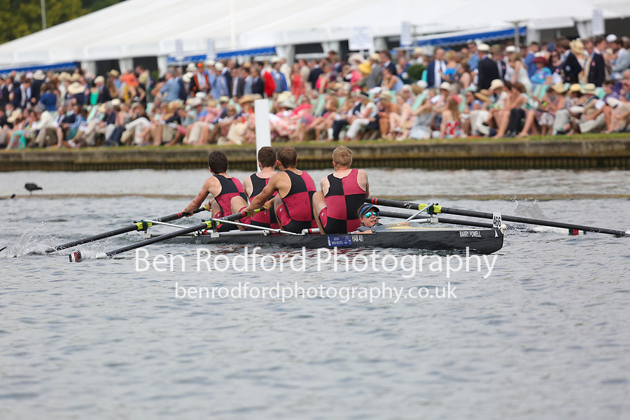 THE PRINCE ALBERT CHALLENGE CUP<br /> University of Bristol (466)<br /> Durham University 'B' (443)<br /> <br /> Henley Royal Regatta 2018 - Wednesday<br /> <br /> To purchase this photo, or to see pricing information for Prints and Downloads, click the blue 'Add to Cart' button at the top-right of the page.