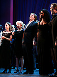 Emily Loesser, Jo Sullivan Loesser, Paul McCartney, Audra McDonald & Marc Kudisch<br />