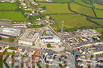 An Aerial view of Killorglin, County Kerry