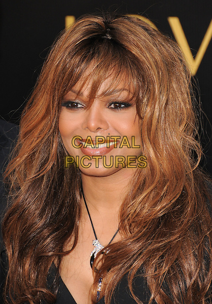 JANET JACKSON.The 3rd Annual Leveday Hosted by Cartier held at a private estate in Bel Air, California, USA..June 18th, 2008.headshot portrait .CAP/DVS.©Debbie VanStory/Capital Pictures.
