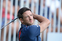Former Olympic swimmer Michael Jamieson during The 2017 Celebrity Cup golf tournament at the Celtic Manor Resort, Newport, South Wales. 1.07.2017 <br /> <br /> <br /> Jeff Thomas Photography -  www.jaypics.photoshelter.com - <br /> e-mail swansea1001@hotmail.co.uk -<br /> Mob: 07837 386244 -