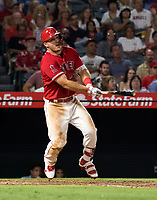 L.A. Angels Mike Trout hits another home run during another MVP season.