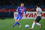 Yuhei Tokunaga (FC Tokyo), <br /> FEBRUARY 9, 2016 - Football / Soccer : <br /> AFC Champions League 2016 Play-off <br /> between FC Tokyo 9-0 Chonburi FC <br /> at Tokyo Stadium, Tokyo, Japan. <br /> (Photo by YUTAKA/AFLO SPORT)