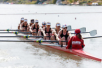 Stanford Crew Ltw vs Pac-12 Challenge, March 31, 2018