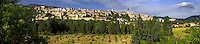 Spello, Umbria, Italy, June 2006. The walled city of Spello.  Assisi is a good place to stay, when travelling through the beautiful surrounding countryside with its medieval walled villages and cities, olive groves and vineyards. Photo By Frits Meyst/Adventure4ever.com