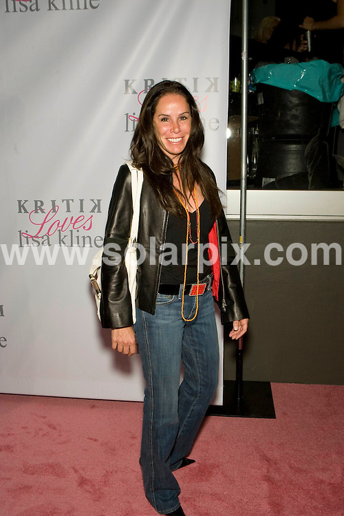 **ALL ROUND PICTURES FROM SOLARPIX.COM**.**SYNDICATION RIGHTS FOR UK, SPAIN, PORTUGAL, AUSTRALIA, S.AFRICA & DUBAI (U.A.E) ONLY**.Kritik Clothing Party, Beverly Hills, Los Angeles, California, USA. 10th April 2008..This pic: Melissa Rivers..JOB REF: 6114 PHZ/Chris Hatcher DATE: 10_04_2008.**MUST CREDIT SOLARPIX.COM OR DOUBLE FEE WILL BE CHARGED* *UNDER NO CIRCUMSTANCES IS THIS IMAGE TO BE REPRODUCED FOR ANY ONLINE EDITION WITHOUT PRIOR PERMISSION*