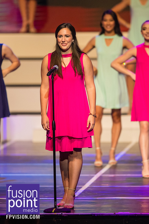 Distinguished Young Women Second Preliminary 2018.  <br /> <br /> <br /> -- NO HANDOUTS, NO ARCHIVING; NO LICENSING; MANDATORY CREDIT --