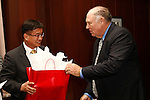 September 2, 2010: Choong Chung Society of Southern California gift exchange at Shriners Children Hospital in Los Angeles, California..Photo by Nina Prommer/Milestone Photo