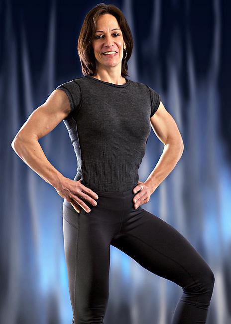 Lisa Petlewski, Fitness Trainer Extraordinaire.