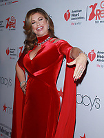 NEW YORK, NY February 08, 2018:Kathy Ireland attend  American Heart Association's® Go Red For Women® Red Dress Collection® 2018 at Hammerstein Ballroom in New York. February 08, 2018. Credit:RW/MediaPunch