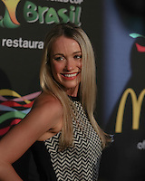 New York, NY -  June 5 : Katrina Bowden attends the 2014 FIFA World Cup McDonald's Launch Party at Pillars 38 on June 5, 2014 in New York City. Photo by Brent N. Clarke / Starlitepics